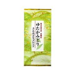 鹿児島県産品種茶 ゆたかみどり さえみどりブレンド 80g