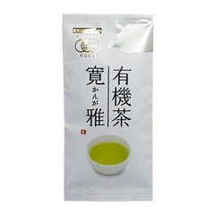 有機緑茶 寛雅 90g