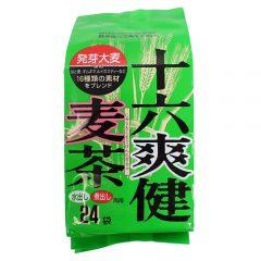 十六爽健麦茶 24包 ティーパック