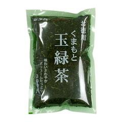 お徳用くまもと玉緑茶 300g