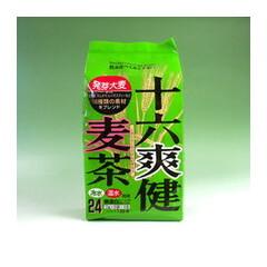 十六爽健麦茶 24袋入