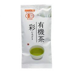 有機煎茶 彩(いろどり) 90g